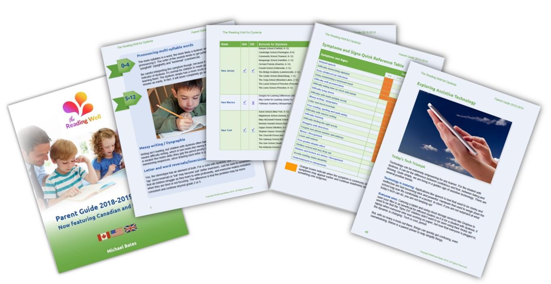Dyslexia Parent Guide