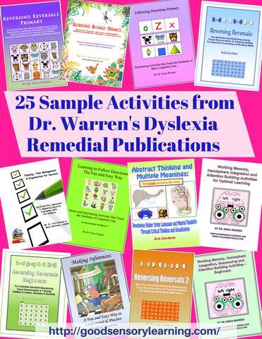Dyslexia Teaching Resources