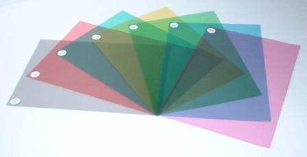 Coloured Overlay