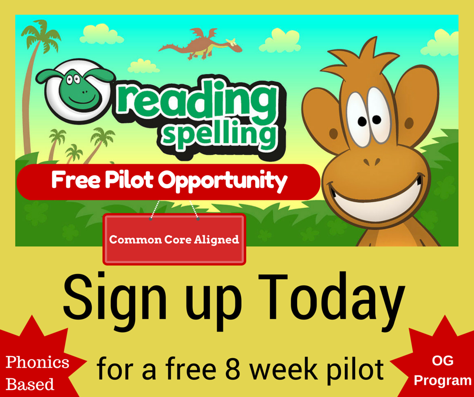 Nessy Reading and Spelling Pilot Sign Up
